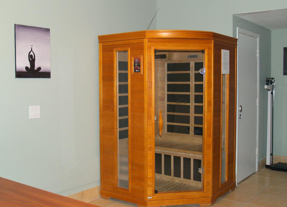 Youth Dry Sauna