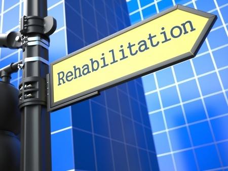rehabilitation arrow