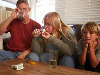 Parental Drug Use