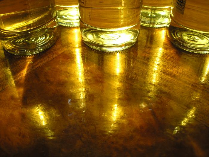 Beer Bottles & Glasses