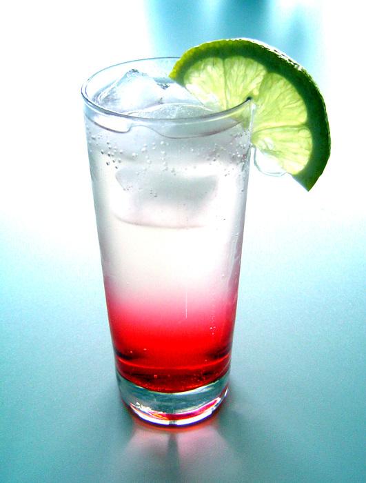 Cool Mocktail Drink