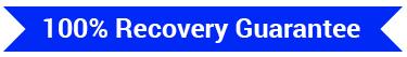 100% recovery guarantee
