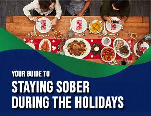 Sober During Holidays