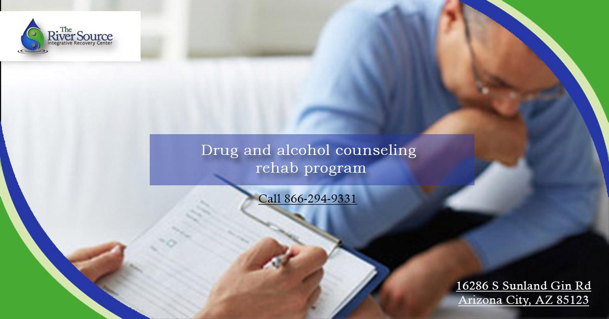 Drug Alcohol Counseling Programs Arizona The River Source