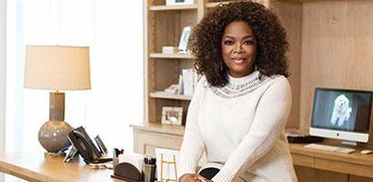 Oprah Winfrey Overcomes Addiction