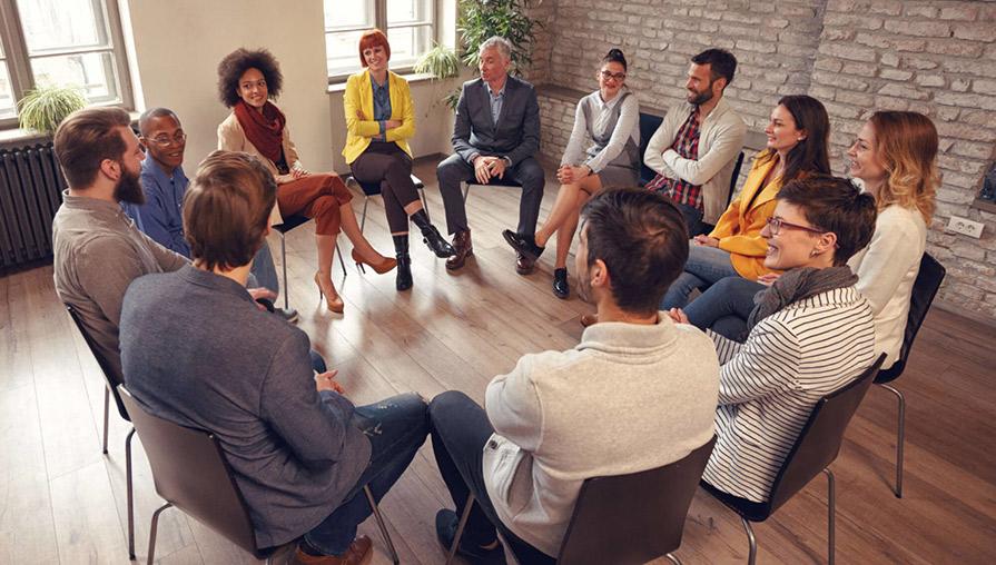 12-step Meeting Guide