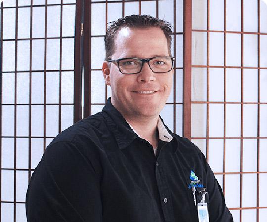 Dr. Aaron Hallstorm