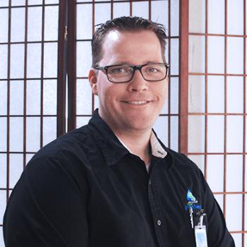 Dr. Aaron Hallstrom