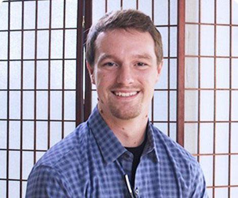 Garrett Kitchens, Director of Business Development