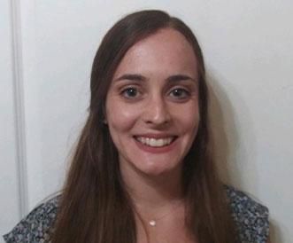 Hailie Halverson, Case Manager & BHT
