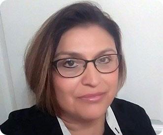 Roberta Barrera, Assistant Program Director