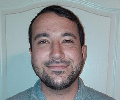 Tyler Padgett, Admissions Coordinator